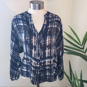 Parker 100% silk blouse